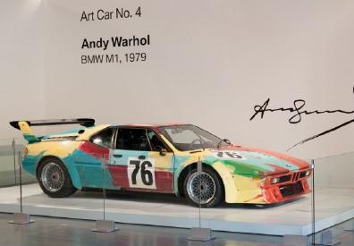 ONPC, Art cars, journee mondiale de l'art, exposition, course